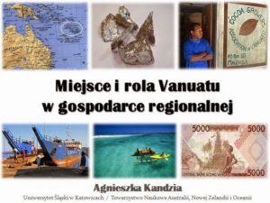 Konferencja o Vanuatu